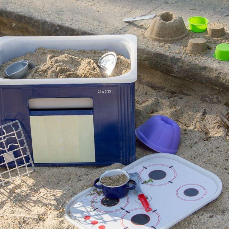 Aufkleber passend für deine IKEA Trofast Box - Outdoor-Kinderherd - Box nicht inklusive: Amazon.de: Spielzeug