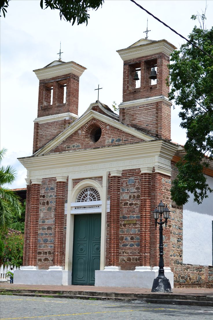 Little Colombian Churches