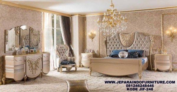 Harga Kamar Tidur Set Mewah Pengantin Arabican Style