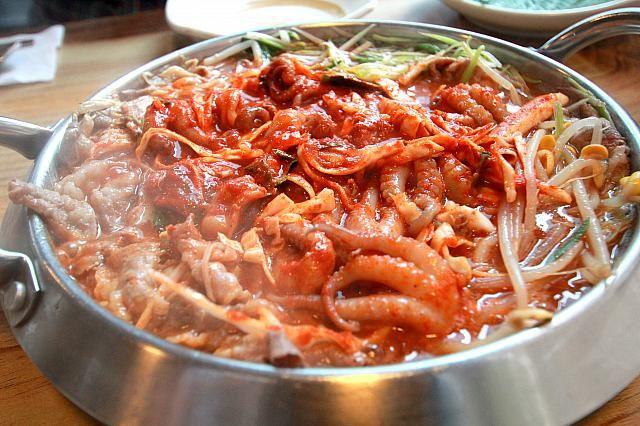 チャドルバキンチュクミ (明洞店) | グルメ・レストラン-ソウルナビ