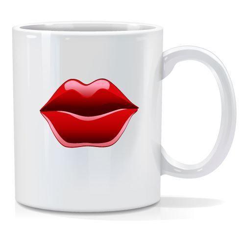 Tazza personalizzata Funny lips 1