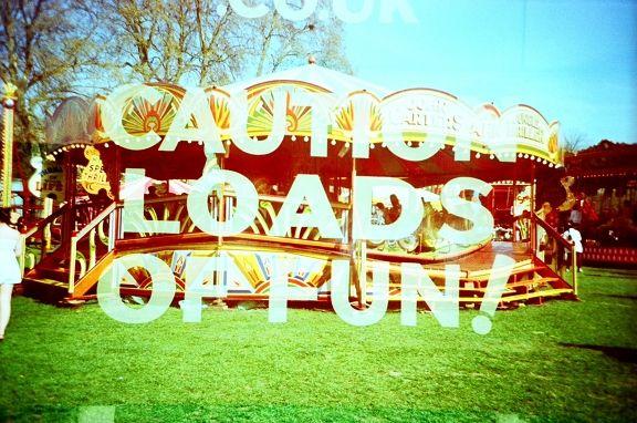 RECAP: Carters Steam Fair - Lomowalks in London - Lomography