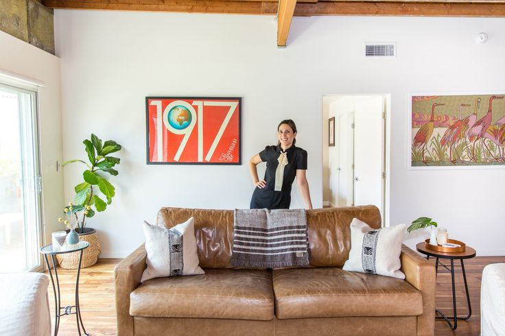 Two Makers Create A Bright Haven In A DTLA Apartment U2014 Apartment Therapy.  Textile CompanyApartment TherapyHouse ...