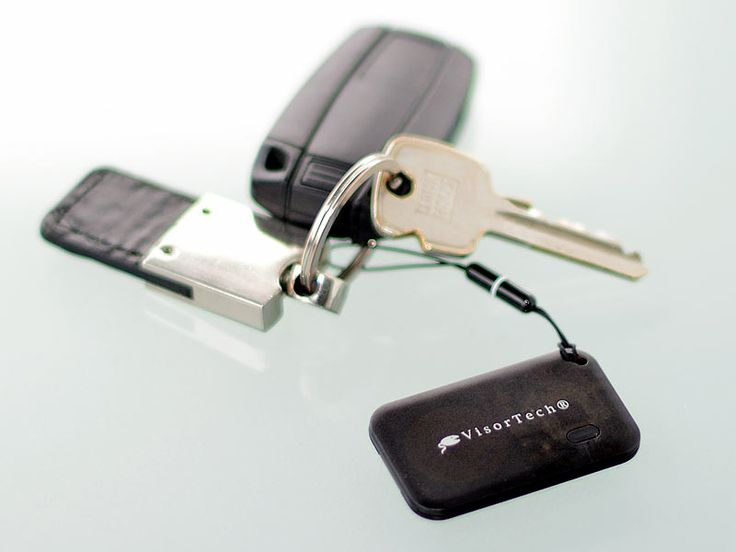 VisorTech Mobiler Bluetooth Gepäck Alarm für iPhone 4S/5 & Galaxy S3