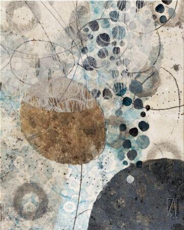 David Owen Hastings; mixed media printmaking