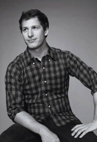 Andy Samberg- this article dashed my hopes and dreams :(