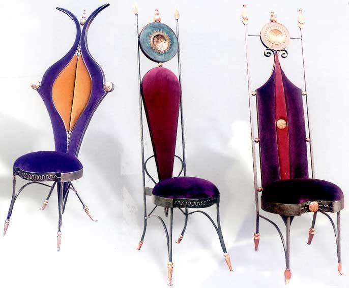 Résultats Google Recherche d'images correspondant à http://www.france-art-realisation.com/artists_createurs/troubat_mobilier/chaises.jpg grossartig !