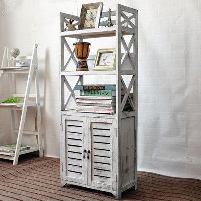 Американских ретро минималистский мебель доставка высококачественные шкафы коричневого дерева хранения книжный шкаф шкафы стильные стеллажи - Taobao