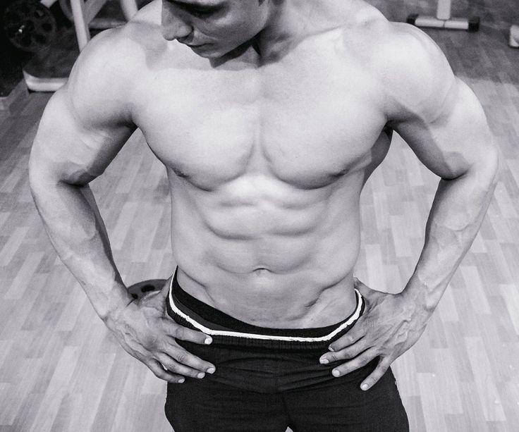 Abdominales de acero para hombres con liposucción HD (fotos antes y después) - Dr. Fernándo Ruiz Gaitán