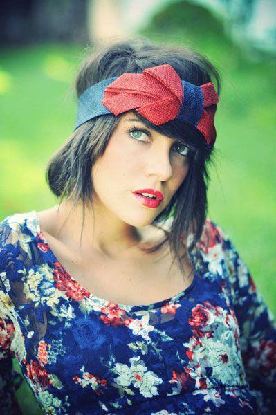 #tocado #Cherubina #headpiece #boda #wedding #hat #sombrero Ref. 05.55