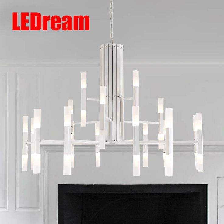==> [Free Shipping] Buy Best Nordic Postmodern art creative personality contracted villa living room light designer LED exhibition hall big droplight Online with LOWEST Price | 32618850276