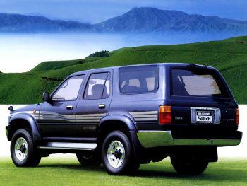 Toyota Hilux Surf 5-door '1992–11.1995