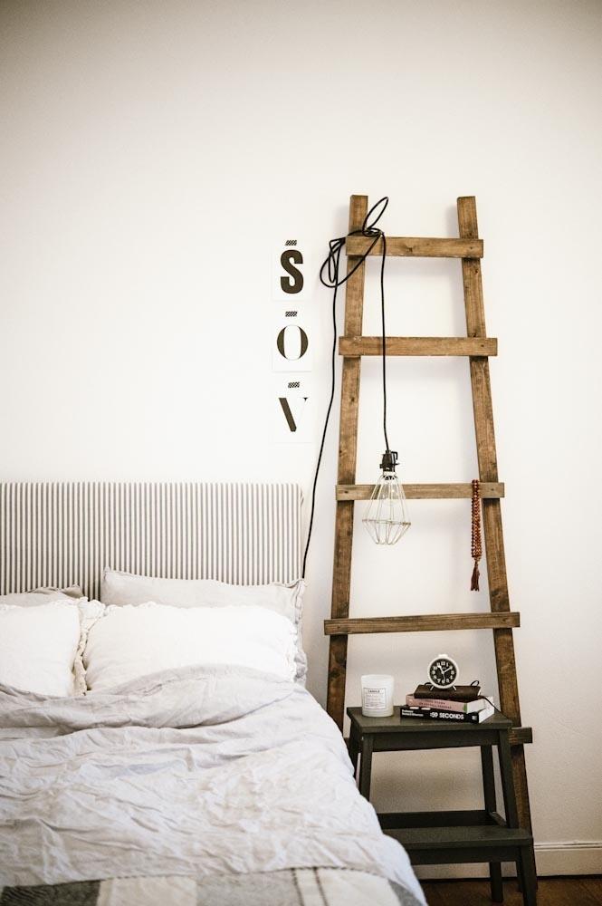 Echelle - Idées décoration - Salon / Chambre