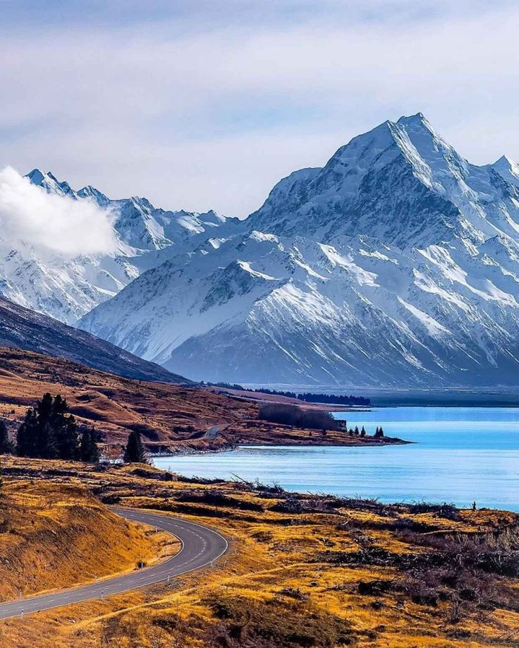 Best Nature Images On Pinterest Beautiful Places Landscapes - This couple photograph new zealands most breathtaking locations