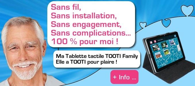 """Tooti Family se propose de """"réduire la fracture numérique"""" concrétement."""