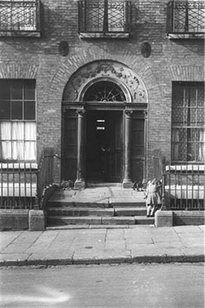 16 Middle Gardiner Street, much of the west of Gardiner street was demolished in the 1970s.