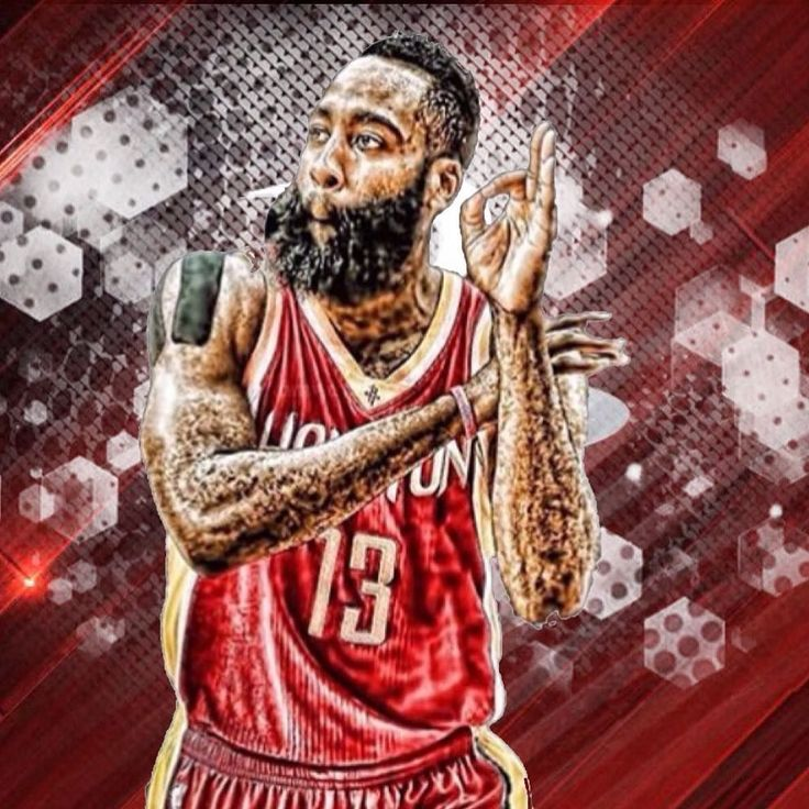 James Harden by ib5graphics
