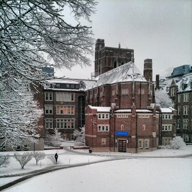 Emmanuel College in Boston