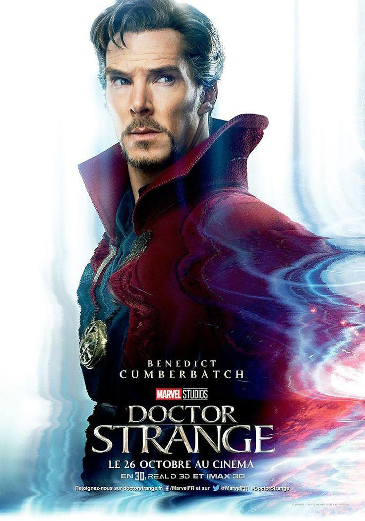Doctor Strange - Benedict Cumberbatch Poster Imax