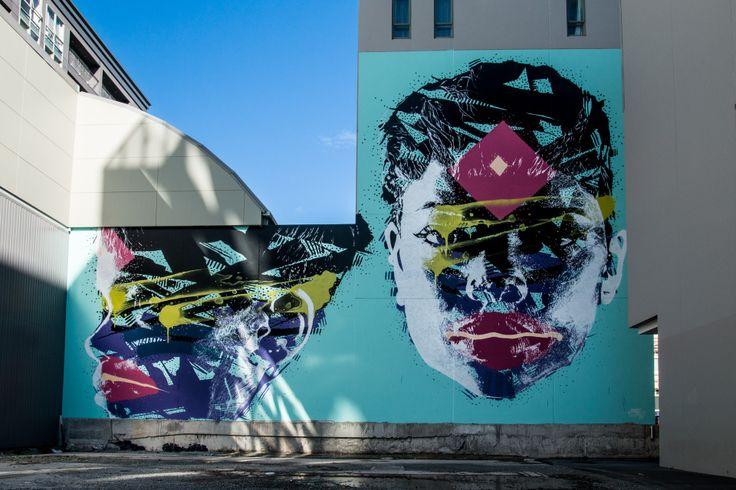 Christchurch Street Art #streetart #christchurch