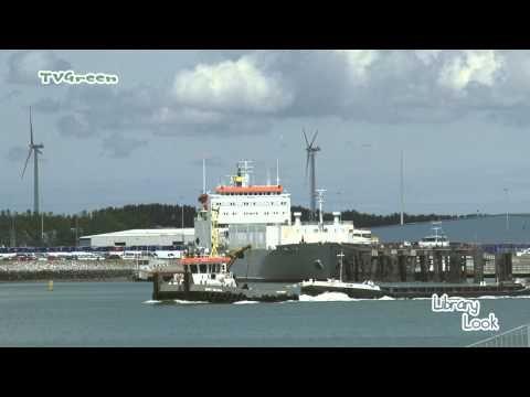 Zeeland: Sloehaven aan de Wester Schelde - YouTube