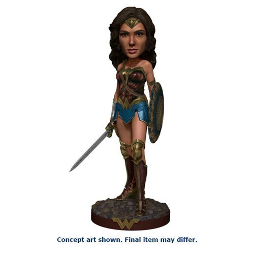 Wonder Woman Movie Wonder Woman Bobble Head