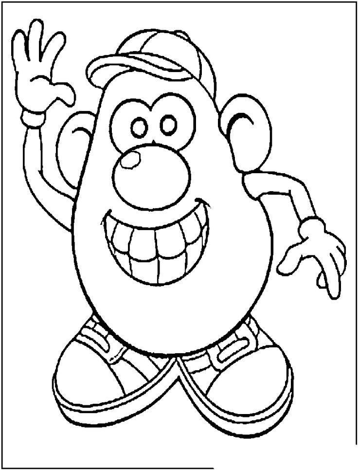 36 best Mr potato head images on Pinterest | Potato heads ...