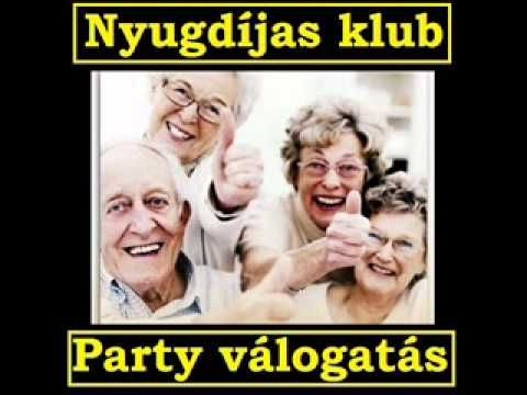 Nyugdíjas Klub Party válogatás By Mzozy 2014