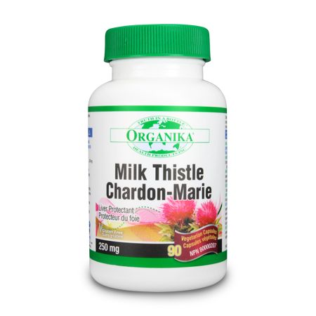 Milk Thistle - Acts as liver protectant, helps to detoxify body. Works well synergistically with other detoxification products!