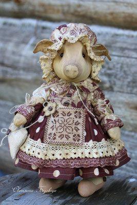 СВИНКИ/Pigs - авторские игрушки