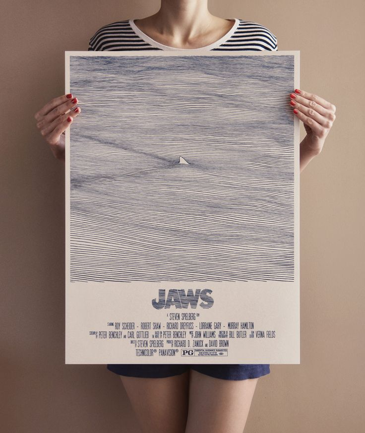 Jaws on Behance