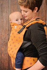 TULA Baby Carriers | Toddler Carriers — (Standard Size) Full Wrap Conversion Tula Baby Carrier - Didymos Punti
