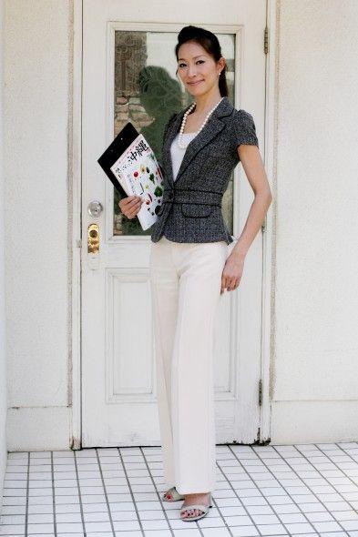 できるキャリアウーマンのアラフォーコーデ♡スタイル・ファッションの参考に♪
