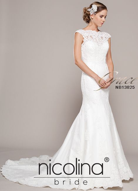 NICOLINA bridal gown