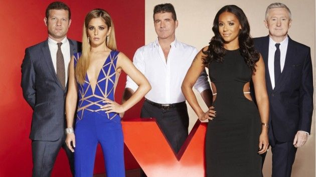 The X Factor 2014: the final 12 revealed