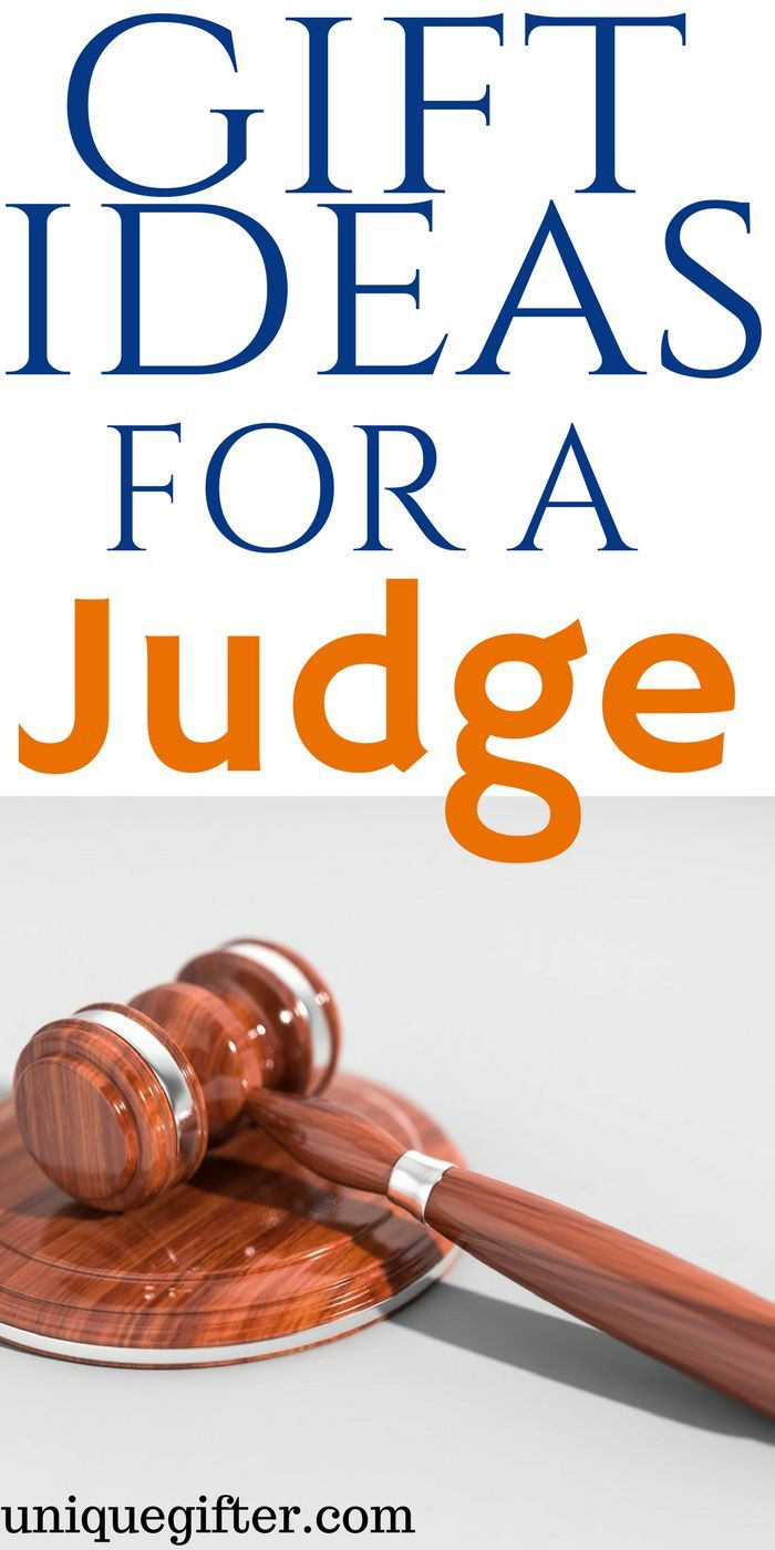 Gift Ideas for a Judge | Creative Gifts for Judges | Christmas and Birthday present ideas for careers | Legal gifts | Lawyer gift ideas | Judgeship celebration gifts