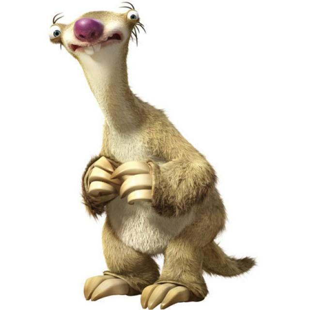 17 Best images about Sid The Sloth ~ on Pinterest | Sid ...