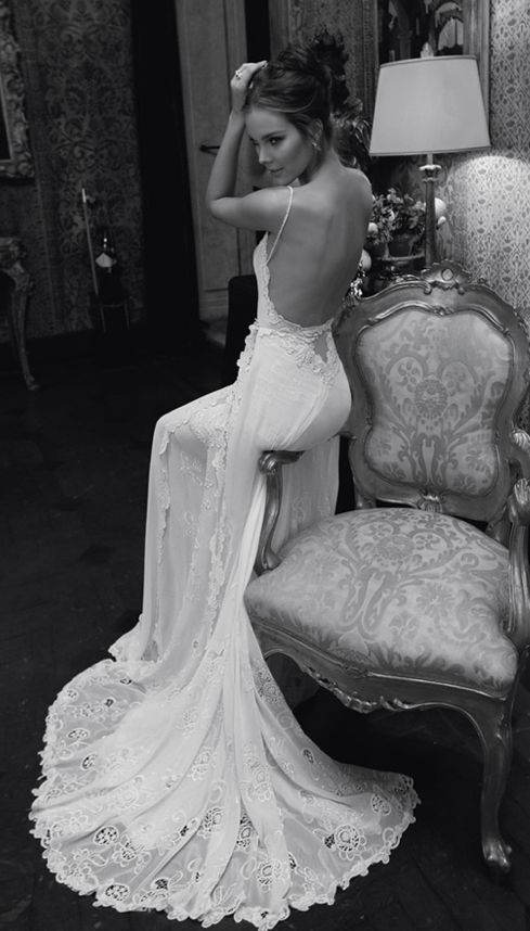 Wedding gown by Inbal Dror (2012) - wedding, wedding dress, bride, bride