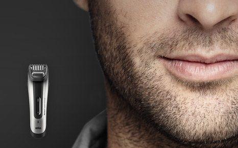 Braun beard trimmers