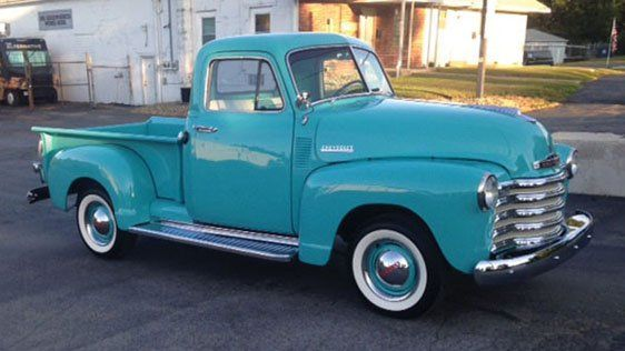 1952 Chevrolet 3100 Pickup... my dream truck... wish I could get one and fix it up