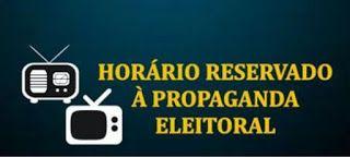 NONATO NOTÍCIAS: PROPAGANDA ELEITORAL COMEÇOU HOJE NO RÁDIO E TV