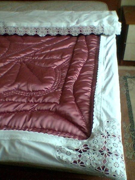Saten Yorgan- Traditional Satin Duvet  For wedding..;)