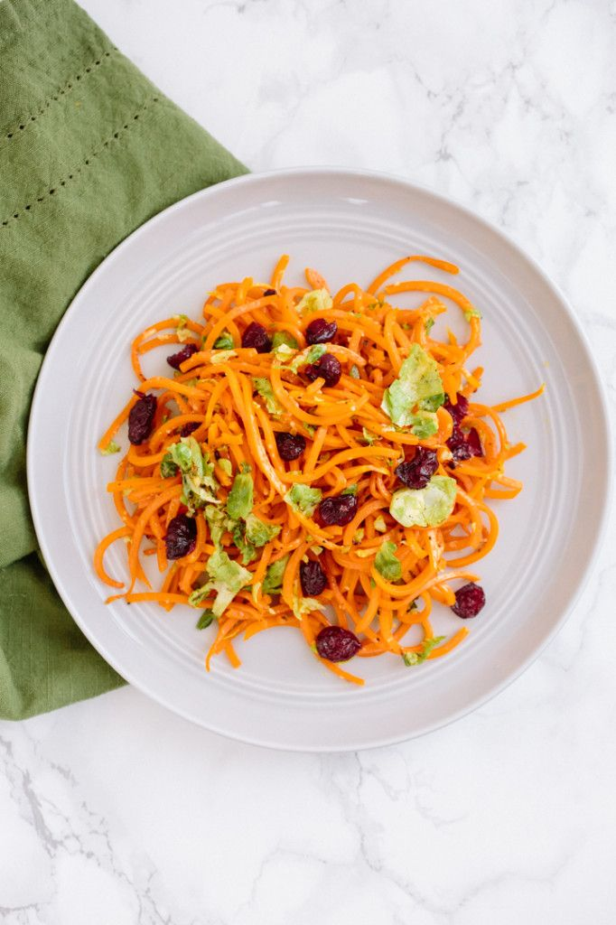 Brussels Sprouts and Butternut Squash Pasta with Parmesan and ...