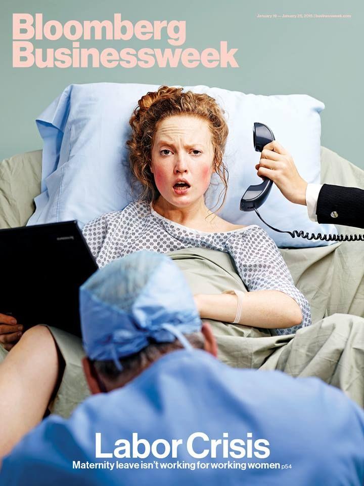 Businessweek y la baja por maternidad
