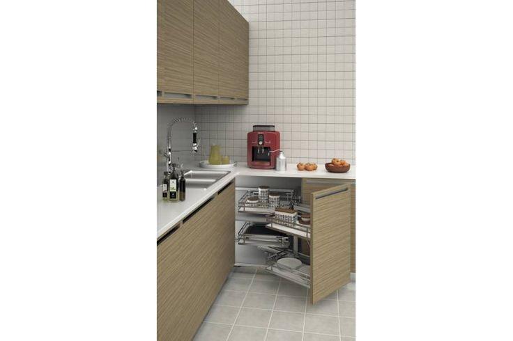 25 best ideas about meuble angle cuisine on pinterest - Meuble cuisine d angle ...