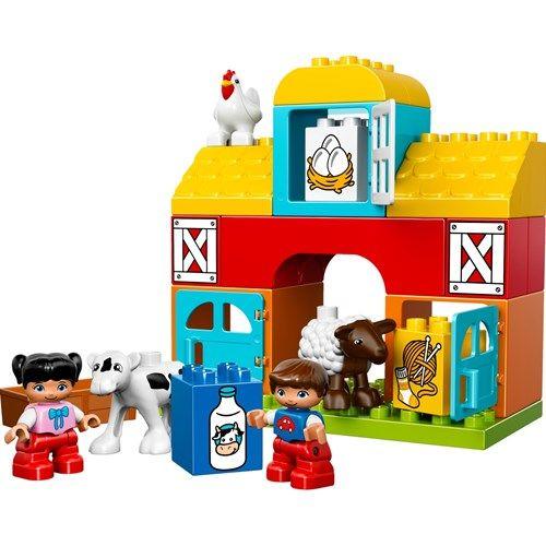 LEGO DUPLO LEGO DUPLO My First, Min första bondgård