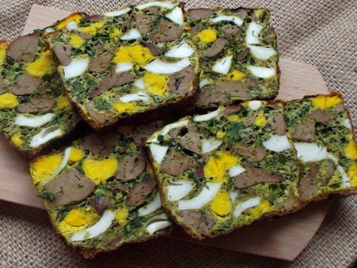 Ínyenc tojásos-májas szelet, fincsi és nagyon laktató! Ezért mindenki rajong! - MindenegybenBlog