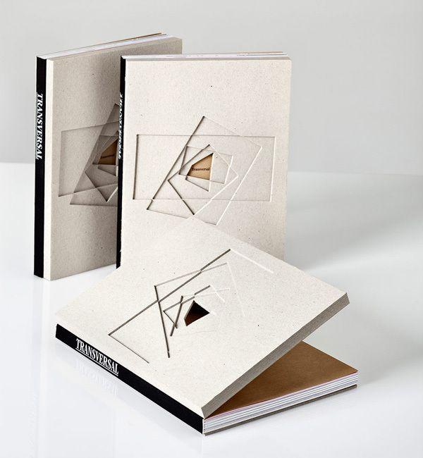 Transversal. Book by Javier , via Behance