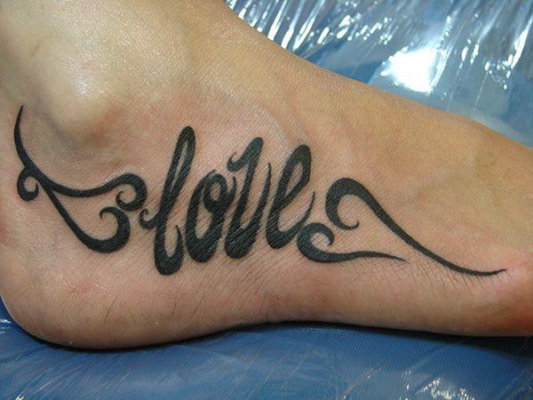 Foot Tattoos | 28 Elegant Foot Tattoos For 2013 - SloDive