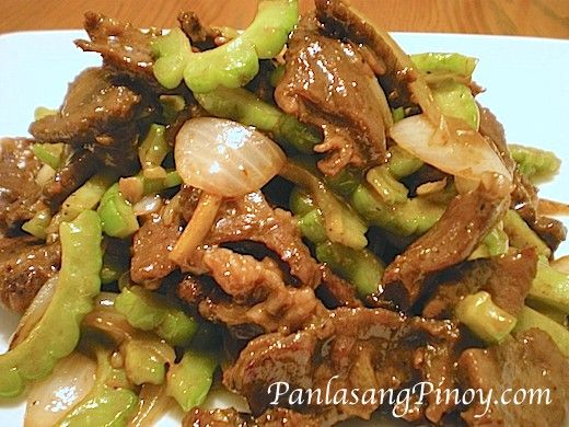 59 best pinoy vegetable recipes panlasang pinoy images on ampalaya con carne recipe forumfinder Image collections